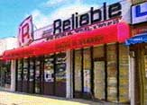 Reliable's remodeled storefront